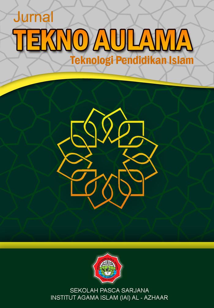 View Vol. 1 No. 2 (2021): Tekno Aulama: Jurnal Teknologi Pendidikan Islam